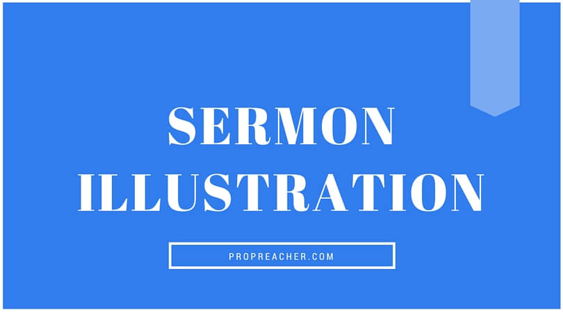 sermon illustration on evangelism