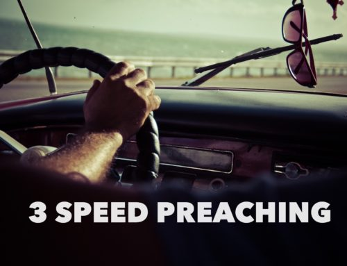 3 Speed Preaching: Master Your Speaking Pace