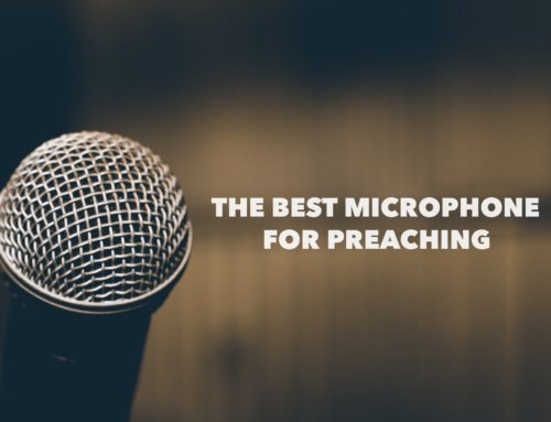 The Best Microphone for Preaching