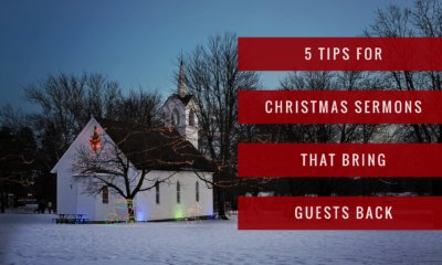Christmas sermons that bring guests back