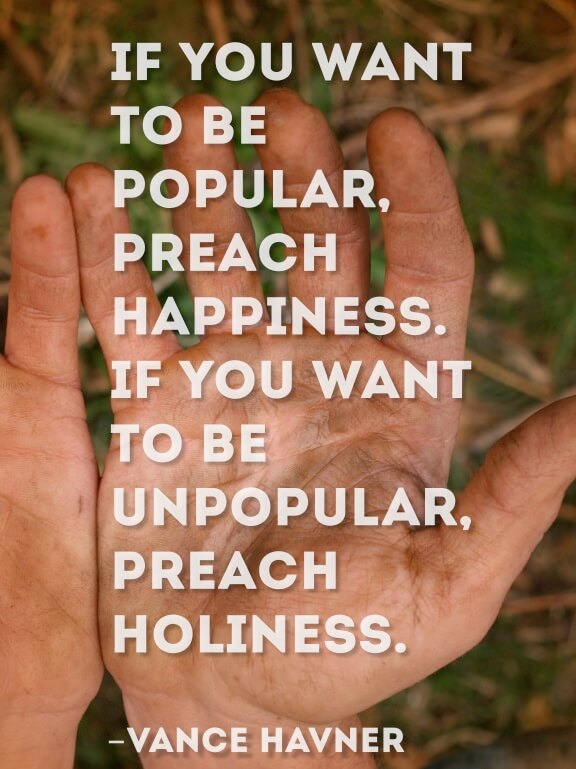 Preaching Quote 8 Vance Havner Pro Preacher