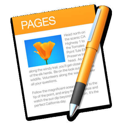 Pages App For Mac