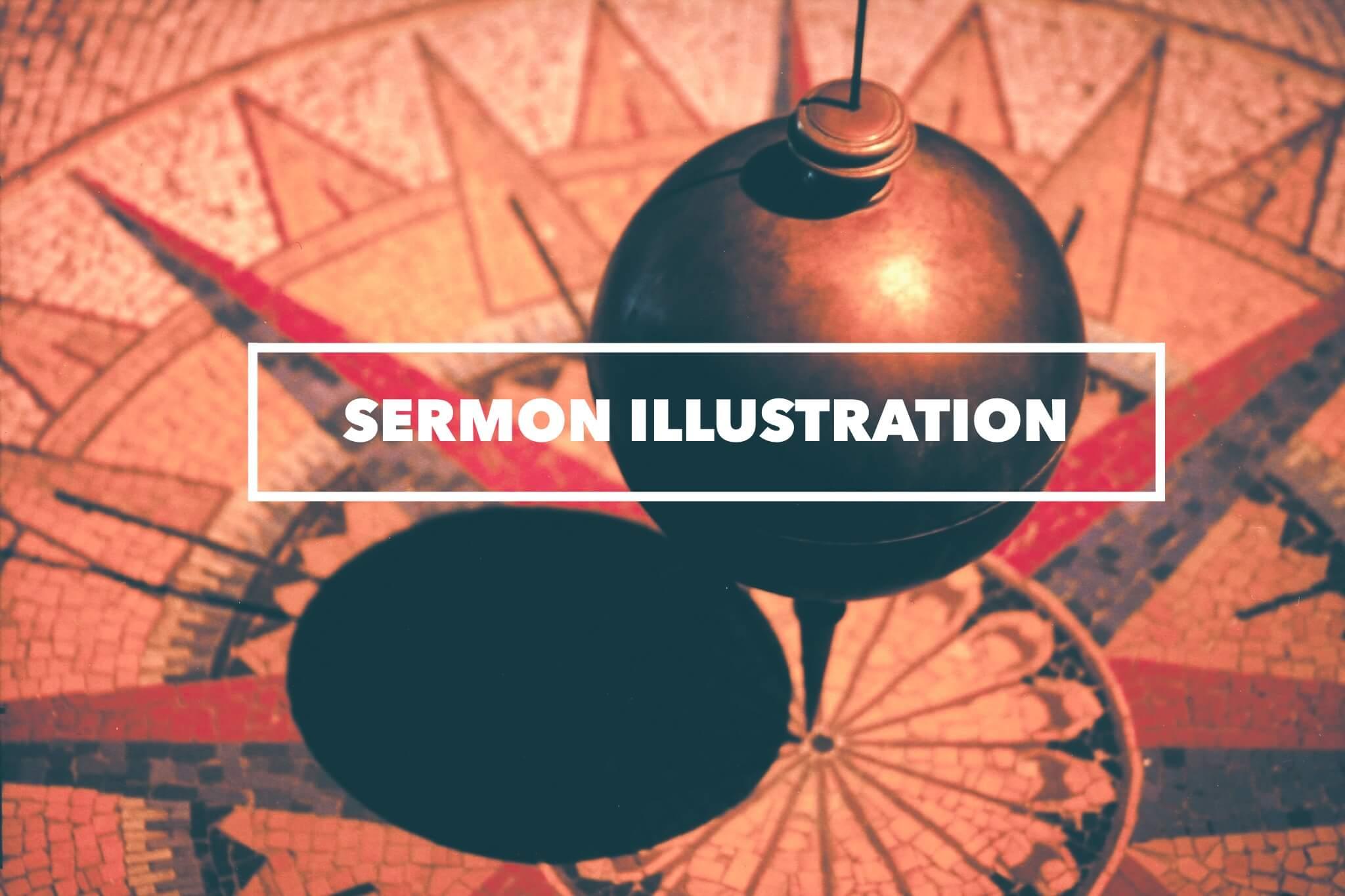 Sermon Stories On Faith
