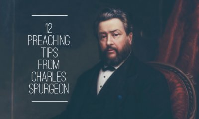 preaching lessons from Charles Spurgeon