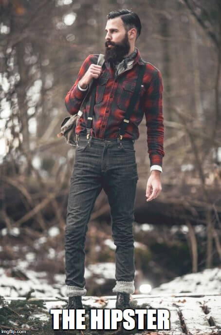 the hipster - Pro Preacher