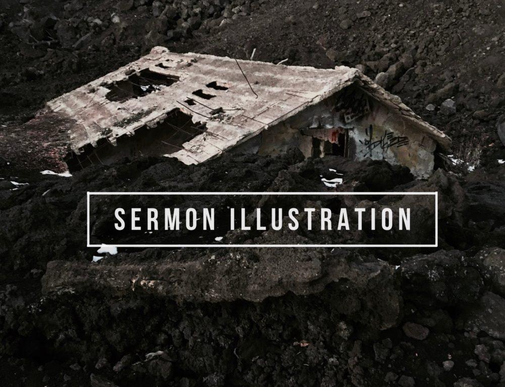 Man Chooses Death Over Change (Sermon Illustration)