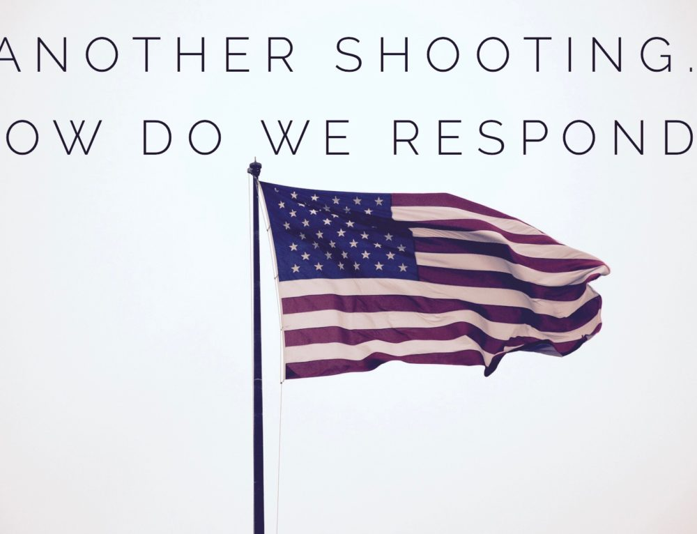 How to Respond After Another Mass Shooting in America
