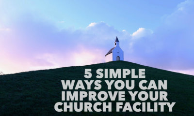 Simple Ways to Improve Your Church Facility