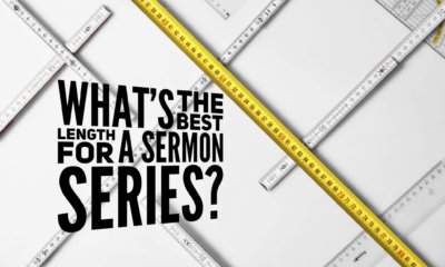 best length for a sermon series