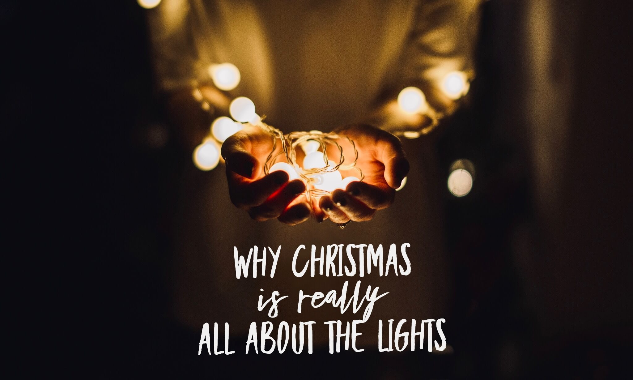 Why christmas is really all about the lights pro preacher for Why christmas is the best holiday