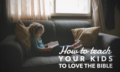 How to teach your kids to love the Bible