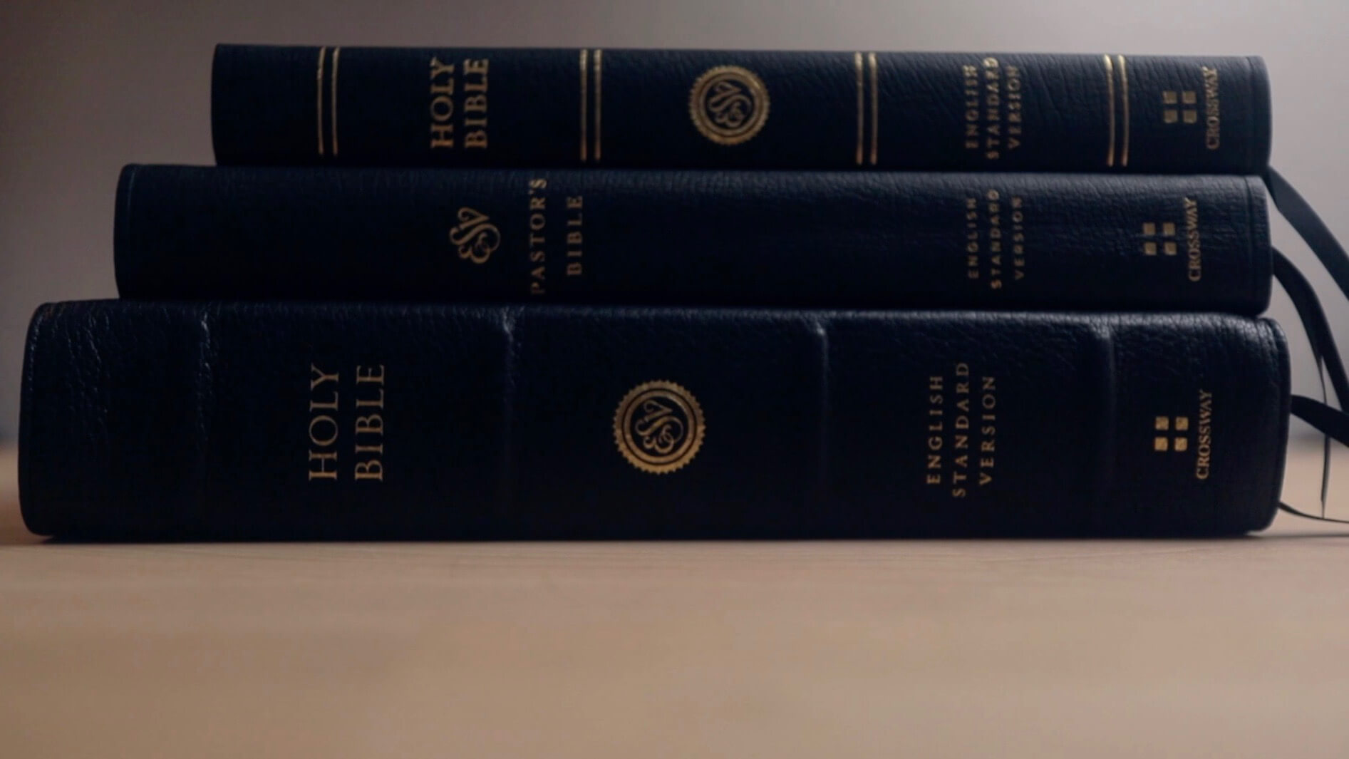 Best Bible: ESV Thinline vs Pastor's vs Preaching Bible